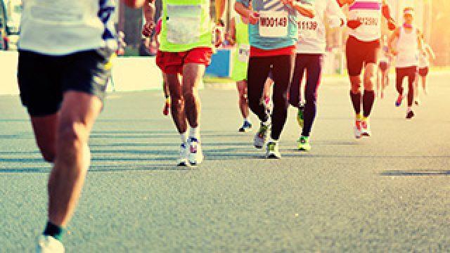 Participer à des courses de marathon