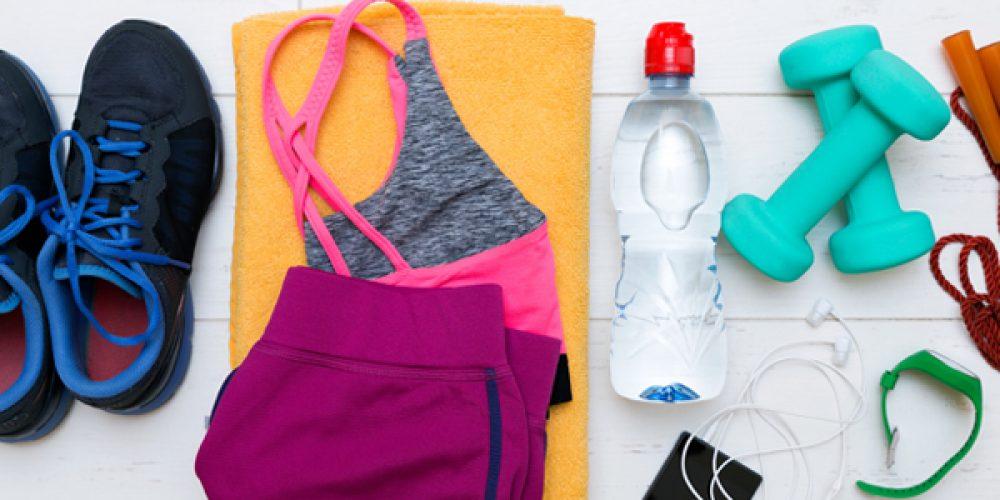 Conseils pour bien choisir ses accessoires de fitness